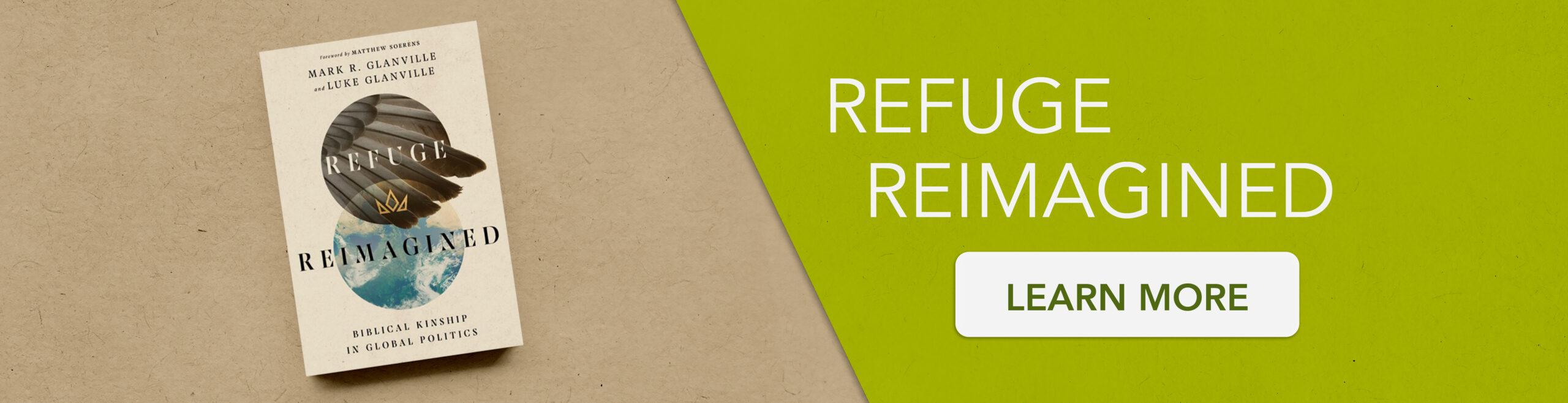 Refuge Reimagined Book Review
